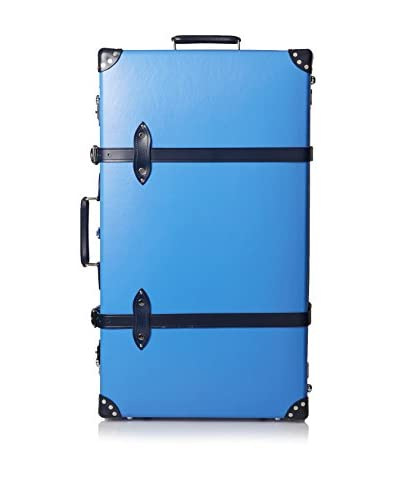 Globe-Trotter Special Edition 33″ Cruise Extra Deep Suitcase, Royal/Navy