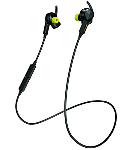 Jabra Sport Pulse Wireless Bluetooth Stereo Headset with Built-In Heart Rate Monitor