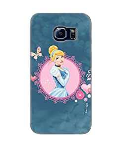 Pick pattern Back Cover for Samsung Galaxy S6 edge SM-G925