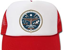 Marshall Islands Coat of Arms Hat / Cap