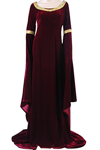 The L (Arwen Dress Adult Costumes)