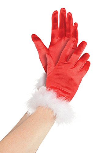 gloves mrs claus