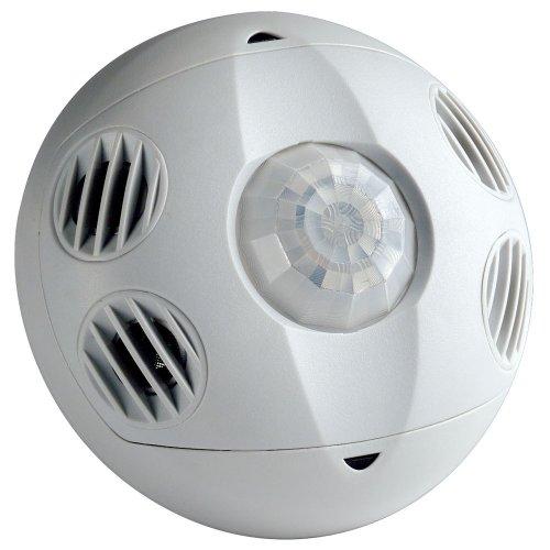 Leviton OSC10-M0W Ceiling Mount Occupancy Sensor, White (Leviton Light Sensor compare prices)