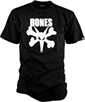 "Bones Wheels ""Photo Op"" Tshirt - Large"