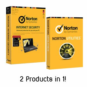 Norton Internet Security 2013 & Norton Utilities