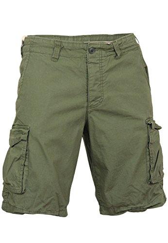 Jack & Jones shorts bermuda Jjvcjay cargo shorts, Farbe:Grape Leaf;Hosengröße:M