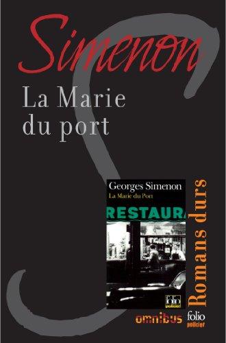 Georges SIMENON - La Marie du port