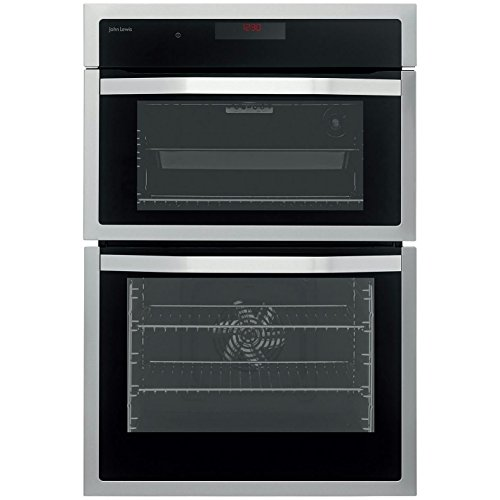 JLBIDO914 Double Electric Oven, Stainless Steel - Z 1907590