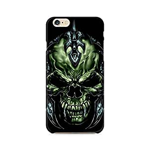 Mobicture Monster Skull Premium Printed Case For Apple iPhone 6/6s