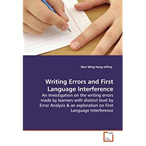 language interference Language interference lost in translation: from arabic to english and back again new words of the month making the grade: new words in med2 med cd.