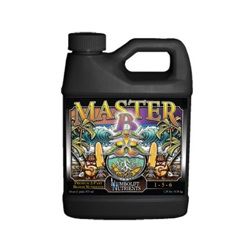 Humboldt Nutrients HNMB415 2.5-Gallon Humboldt Master Amino Bloom B Nutrients (Bloom Master compare prices)