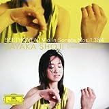 ベートーヴェン:ヴァイオリン・ソナタ第1&3番&4番