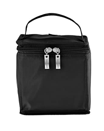 Baggallini Luggage Cube Bag, Black, One Size