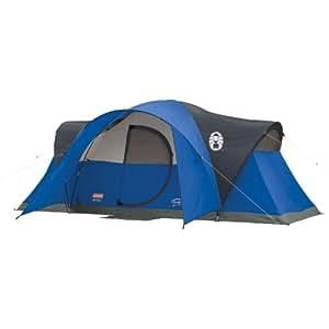 Coleman Montana 8 Person Tent, Blue