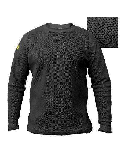 draggin 39 shirt black size large 100 kevlar motorcy. Black Bedroom Furniture Sets. Home Design Ideas