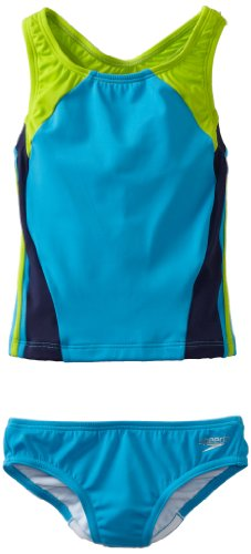 Speedo Girls Infinity Splice Tankini
