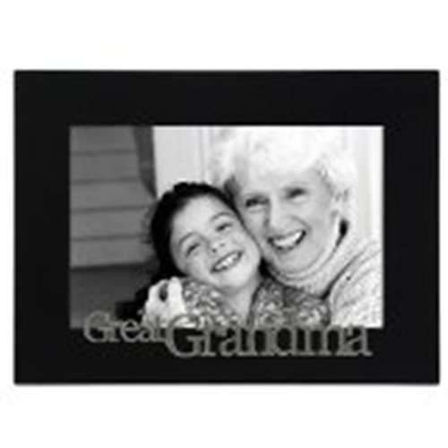 Malden Great Grandma Expressions Frame, 4 by 6-Inch - 1