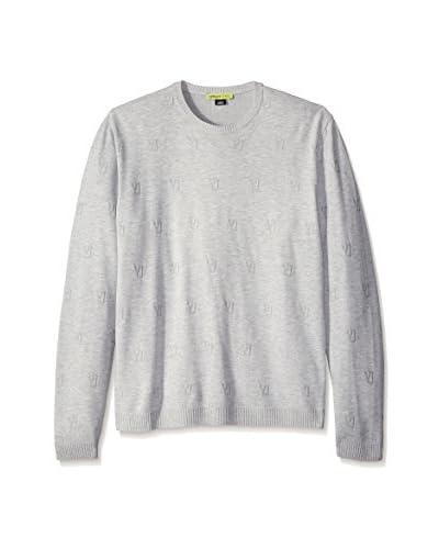 Versace Jeans Men's Logo Crew Neck Sweater