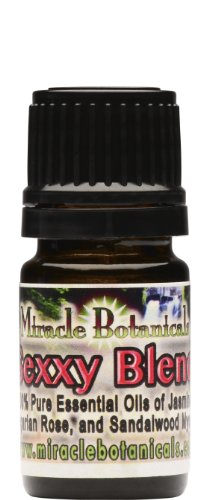 Sexxy Blend - 100% Pure Essential Oil Blend 5ml