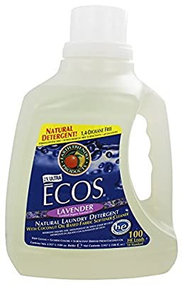 Earth Friendly - ECOS Laundry Detergent All Natural Lavender