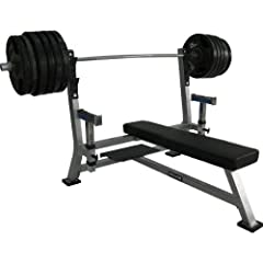 Valor Athletics Inc. BF - 48 Olympic Bench Pro with Spotter by Valor