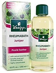 Kneipp Special Value Double-Sized Juniper Muscle Soother Bath - 6.8 fl. oz.