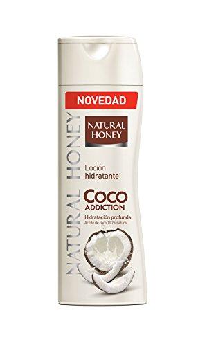 NATURAL HONEY - HIDRATANTE COCO loción hidratante 330 ml-unisex