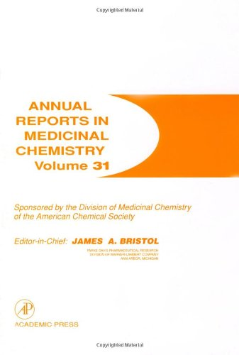 Annual Reports in Medicinal Chemistry, Volume 31