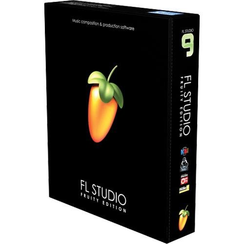 Image-Line FL Studio 9 Fruity Edition