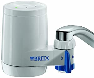 brita ontap filtre brita robinet 1200l blanc cuisine maison vente boissons. Black Bedroom Furniture Sets. Home Design Ideas