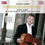 Zani: Complete Cello Concertos