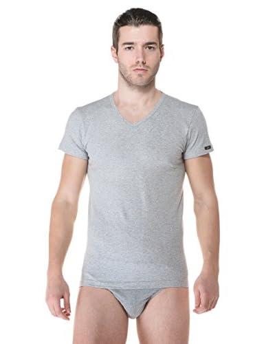 Ever by Fragi Set 2 Pezzi T-Shirt Scollo A V [Bianco]