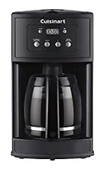 Cuisinart DCC-500 12-Cup Programmable Coffeemaker, Black from Cuisinart
