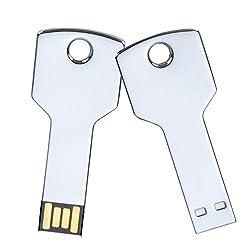 Dreambolic Silver Key USB PENDRIVE - 32GB