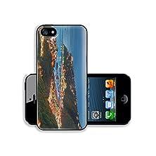 buy Msd Apple Iphone 5 Iphone 5S Aluminum Plate Bumper Snap Case Virgin Islands St Thomas Sunset Mountain Colorful Cloud Buildings Beach Coastline Image 20730415