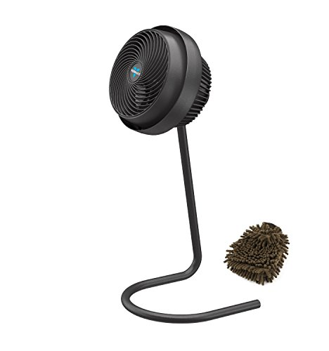 Vornado 783 Full-size Whole Room Air Circulator, Adjustable Height (Complete Set) w/ Bonus: Premium Microfiber Cleaner Bundle (Vornado Air Quality System Filter compare prices)