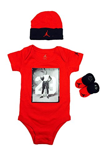 Jordan Baby Clothes 3-piece Set