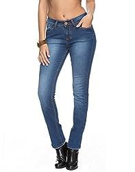 TARAMA Dark Blue jeans for womens