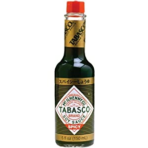 Tabasco Soy Sauce 5 Oz by McIlhenny Company