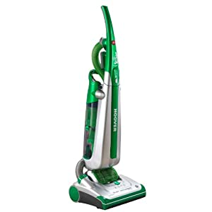 Hoover Dust Manager Evo GreenRay DME7133 Bagless Upright Vacuum Cleaner with Airvolution No Loss of Suction, 1300 Watt