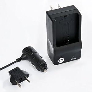 CTA MR-BG1 Mini Battery Charger Kit for Sony NP-BG1 Battery