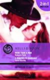 More Than a Man: AND 5 Minutes to Marriage (Mills & Boon Intrigue) (0263882225) by York, Rebecca