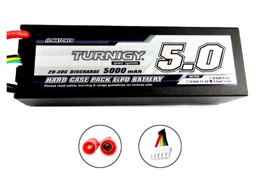 Turnigy-5000mAh-Lipo-Akku-4S-148V-20C-30C-HC-HARDCASE