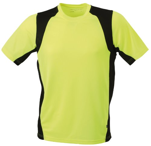 James & Nicholson Men's Shirt Running T