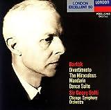 バルトーク : 弦楽オーケストラのためのディベルティメント