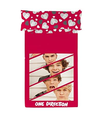 Euromoda Licencias Juego De Sábanas One Direction Boyfriend