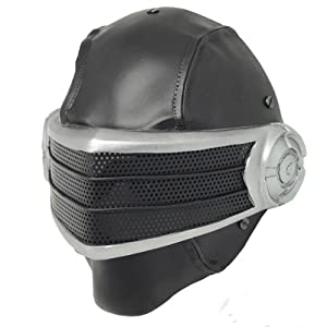 HFIRE New Black Wire Mesh Full Face Protection Paintball Snake Eyes Mask by HFIRE