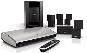 Bose® Lifestyle® T20 home theater system--Black