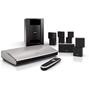 Bose® Lifestyle® T20 home theater system