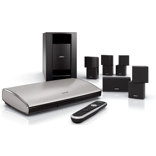 Bose? Lifestyle? T20 home theater system--Black